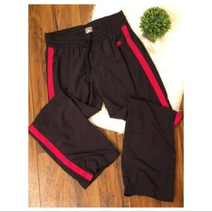 Nike Track Pants with lining, size L